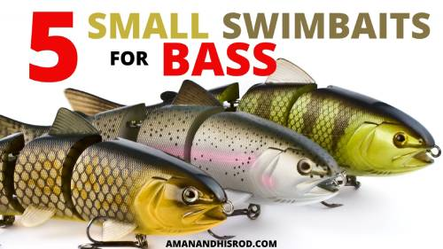 best small swimbaits for bass