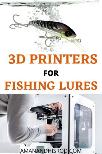 3d printer for fishing lure