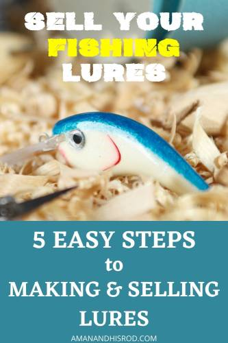 sell your fishing lures